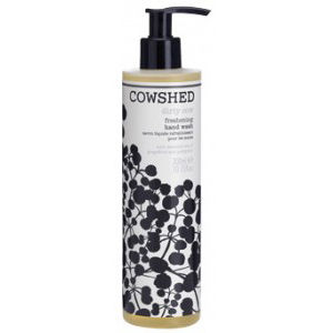 Refrescante gel de manos Dirty Cow de Cowshed (300 ml)