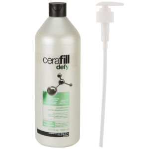Redken Cerafill Defy Conditioner (1000 ml) (med pumpe) - (Værdi: £78,00)