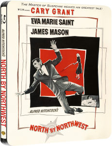 North By Northwest - Steelbook Edition