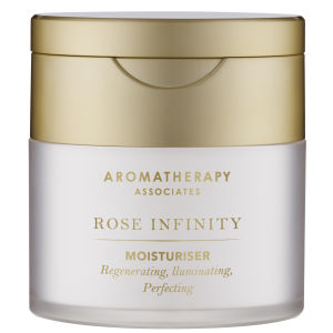Hidratante Aromatherapy Associates Rose Infinity (50 ml)