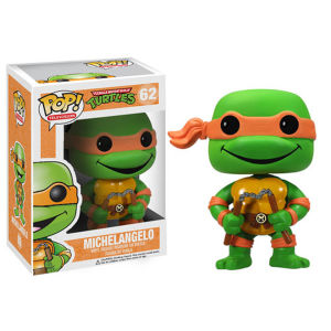 Teenage Mutant Ninja Turtles Michelangelo Pop! Vinyl Figure