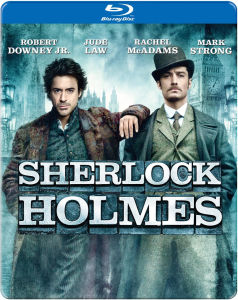Sherlock Holmes - Import - Limited Edition Steelbook (Region 1) (UK EDITION)