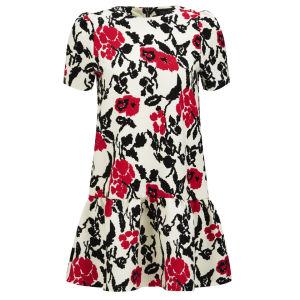 Girls On Film Women's Floral Dress - Multi