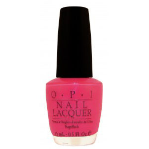 OPI Feelin' Hot-Hot-Hot! Nail Lacquer 15ml