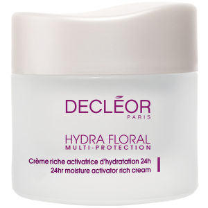 DECLÉOR Hydra Floral Multi Protection Rich Cream 1.69oz