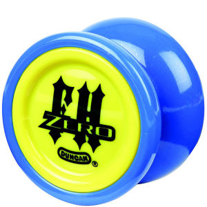 Duncan FH Zero Yo-Yo - Blue/Yellow