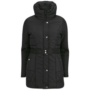 Vero Moda Women's Ludo Coat - Black