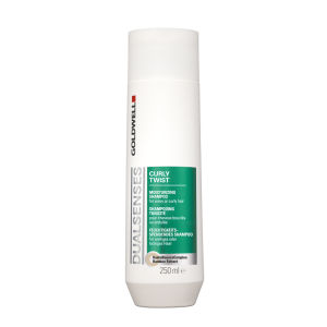 Champú hidratante Curly Twist de Goldwell Dualsenses (250 ml)