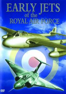 Early Jets Of The Royal Air Force