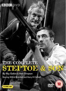 Steptoe and Son - Compleet met Specials