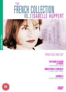 French Collection - Volume 3: Isabelle Huppert
