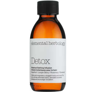Detox Botanical Bathing Infusion di Elemental Herbology150ml