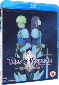 Tales of Vesperia: First Strike - Double Play (Blu-Ray en DVD)