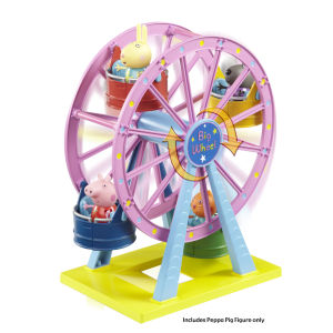 Peppa Pig Ferris Wheel With Peppa Figure
