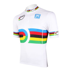 Santini Uci World Cup Track Cycling Jersey - 2014