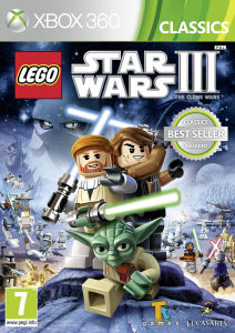 Lego Star Wars III: The Clone Wars (Classics)