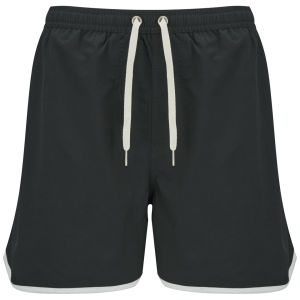 Jack & Jones Originals Men's Athletic Swim Shorts - Pirate Black