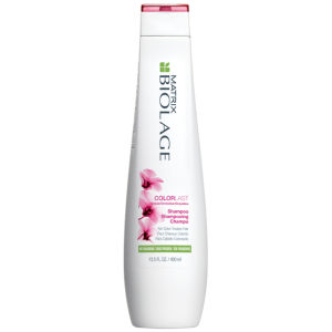 Shampooing ColorLast de Matrix Biolage (400 ml).