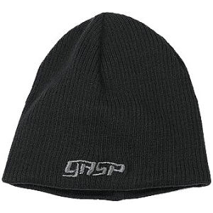 GASP Hardcore Beanie - Black