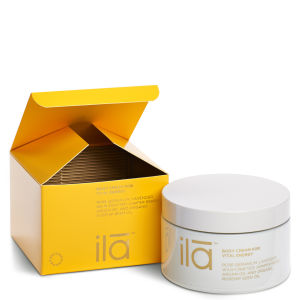Бодрящий крем для тела ila-spa Body Cream for Vital Energy 200 г