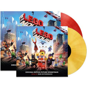 The Lego Movie OST (1LP) - Limited Coloured Vinyl (200 In The UK Only)