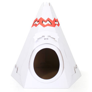 Cat Playhouse - Tipi