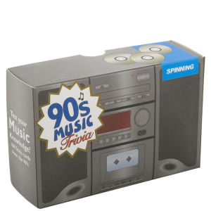 Music Trivia 90's