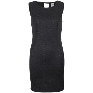 Vero Moda Women's Drew Short Bodycon Dress - Black