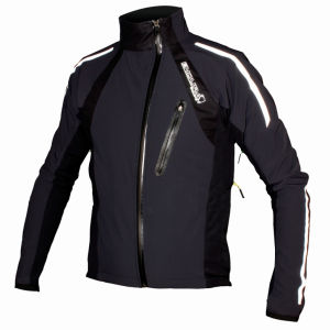 Endura Equipe Thermo Windshield Jacket - Black