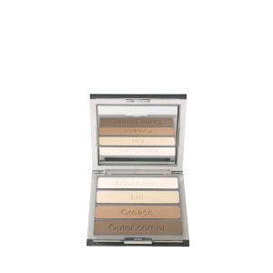 Cargo Cosmetics Essential Eye Shadow Palette - 01 Warm