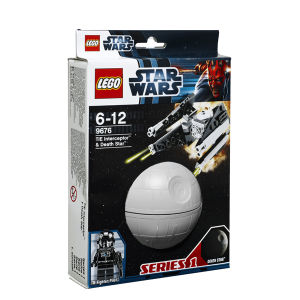 LEGO Star Wars: TIE Interceptor & Death Star (9676)