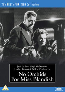 No Orchids for Miss Blandish - Digitally Remastered