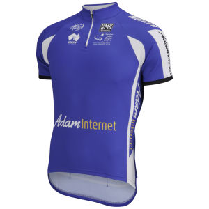 Santini Tour Down Under Sprint 2014 Short Sleeve Jersey - Blue