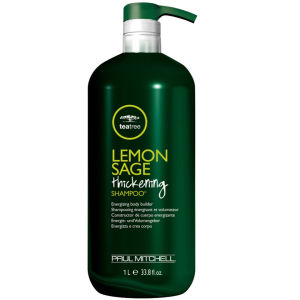 Paul Mitchell Lemon Sage Thickening Shampoo (1000ml)