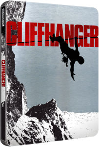 Cliffhanger - Zavvi Exclusive Limited Edition Steelbook (Ultra Limited Print Run)