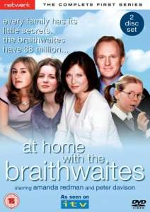 At Home With The Braithwaites - Seizoen 1 - Compleet