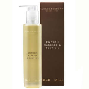 Huile riche massage et corps Aromatherapy Associates 100ml