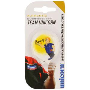 Unicorn 3 Dart Steuerfedern