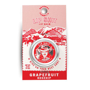 Lip Sh*t Lip Balm - Grapefruit and Rosehip