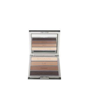 Cargo Cosmetics Essential Eye Shadow Palette - 03 Dark Neutral
