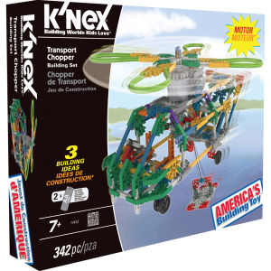 K'NEX Transport Chopper (11413)