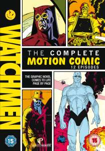 Watchmen: Motion Comics