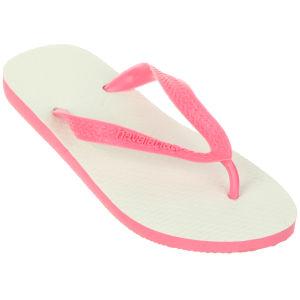 Havaianas Women's Tradicional Flip Flops - Pink