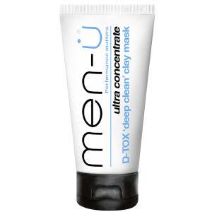 MEN-U D-TOX tiefreinigende Tonmaske (100ML)