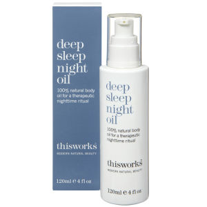 this works Deep Sleep huile de nuit relaxante  (120ml)