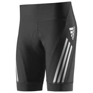 Adidas Supernova Shorts - Black/Reflective Silver