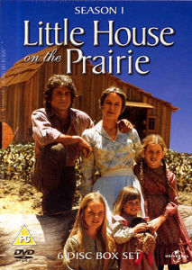Little House On Prairie - Series 1