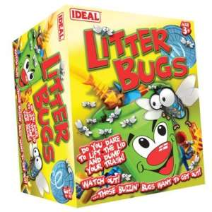 Litterbugs Game