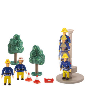 Fireman Sam Figure and Accessory Pack