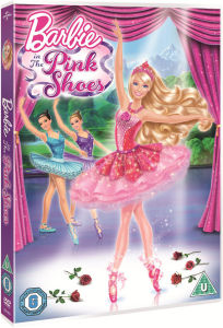 Barbie in Pink Shoes